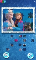 Nove Quebra Cabeças de Frozen - screenshot 3