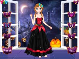 O Halloween da Elsa e da Anna - screenshot 1