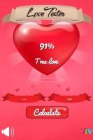 Percentagem de Amor - screenshot 1