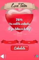 Percentagem de Amor - screenshot 2