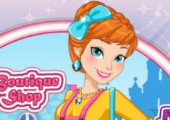 Princesa Anna: Compras No Shopping