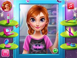 Princesa Anna: Moda Geek - screenshot 1
