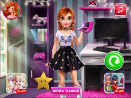 Princesa Anna: Moda Geek - screenshot 3