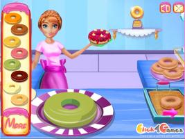 Princesa Anna Prepara Rosquinhas - screenshot 1
