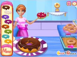 Princesa Anna Prepara Rosquinhas - screenshot 2
