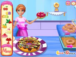 Princesa Anna Prepara Rosquinhas - screenshot 3