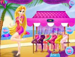 Rapunzel e Elsa no Fundo do Oceano - screenshot 3