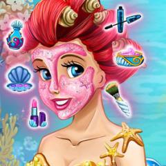 Jogo Salão de Beleza da Ariel