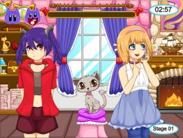 Salão de Beleza de Gatinhos - screenshot 1