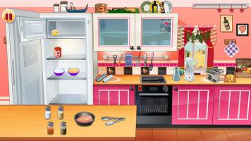 Sara Cozinha Fettuccine Alfredo - screenshot 2
