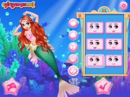 Transforme as Princesas em Criaturas Mágicas - screenshot 1