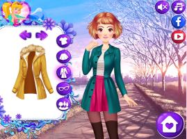 Vestir Visual de Outono - screenshot 3