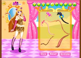 Vista a Menina: Estilo Moça-Gato - screenshot 2