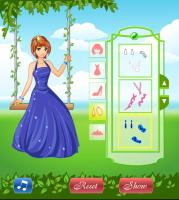 Princesa Posando no Jardim - screenshot 2