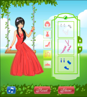 Princesa Posando no Jardim - screenshot 3