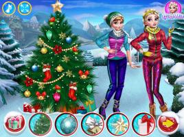 Vista Elsa Para a Neve - screenshot 2