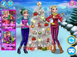 Vista Elsa Para a Neve - screenshot 3