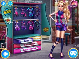 Vista a Ladybug e a Super Barbie - screenshot 2