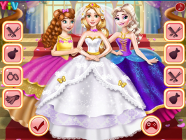 Vista Rapunzel no Casamento - screenshot 2